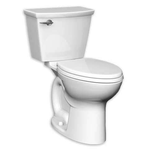 Cadet Studio 1.28 GPF Round Two-Piece Toilet by American Standard