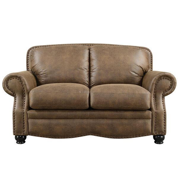 Mcgann Loveseat By Darby Home Co