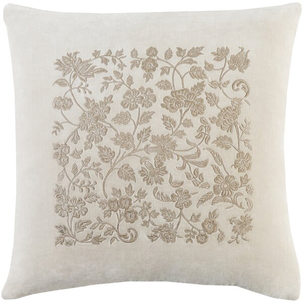 Cotton Throw Pillow II by Smithsonian