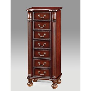 Review Frostley Jewelry Armoire By Alcott Hill