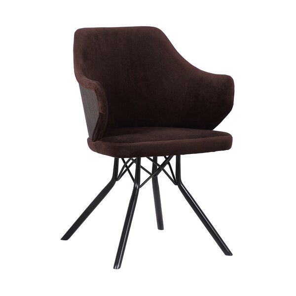 Albina Upholstered Dining Chair By Wrought Studio