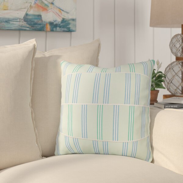 Atwell Cotton Throw Pillow by Beachcrest Home