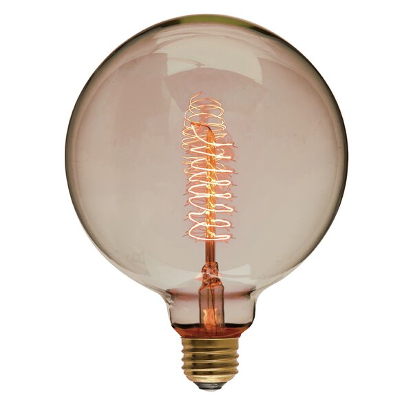 40W Gold 110-130-Volt E26-Light Bulb by Nuevo