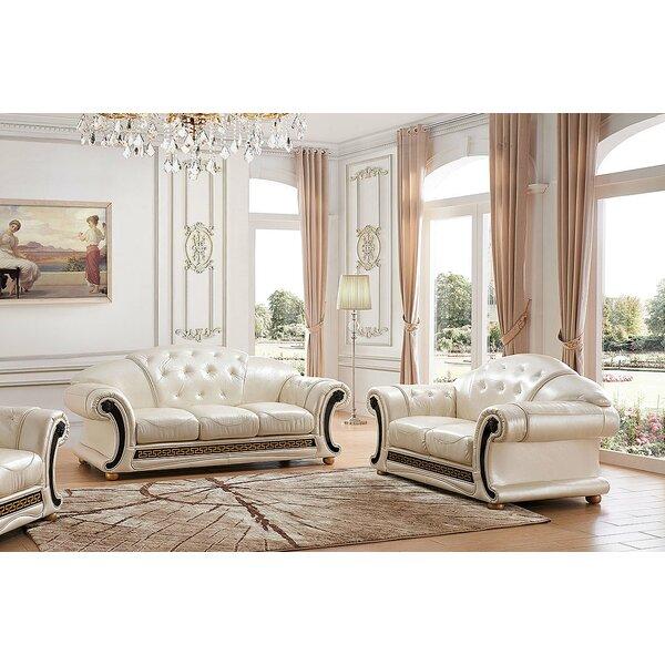 Kayla 2 Piece Living Room Set by Astoria Grand