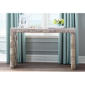 Hopkinton Console Table by Beachcrest Home