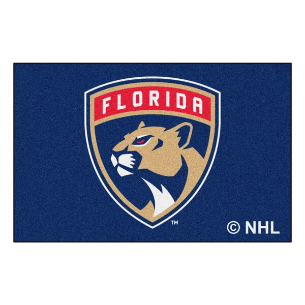 NHL - Florida Panthers Doormat by FANMATS