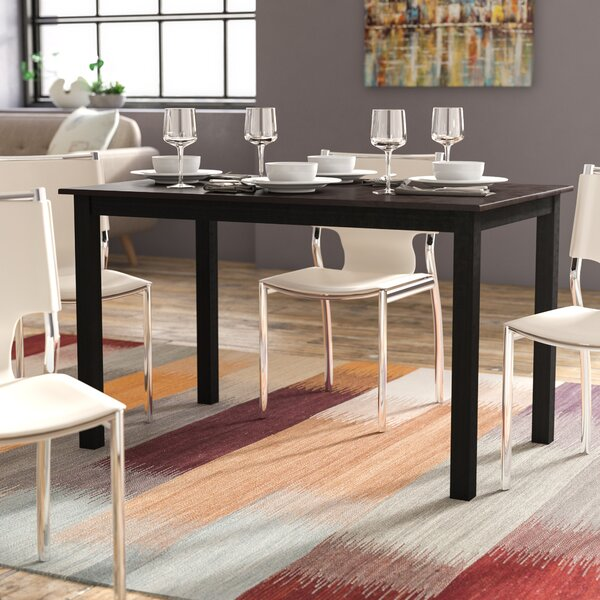 Iain Dining Table by Charlton Home