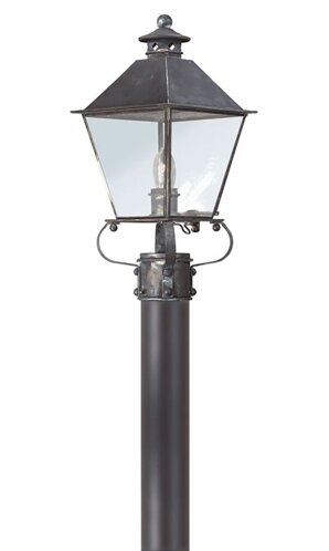 Theodore Contemporary 1-Light 100W Lantern Head by Darby Home Co