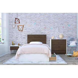 Mcintire Twin Platform 3 Piece Bedroom Set By Mack & Milo