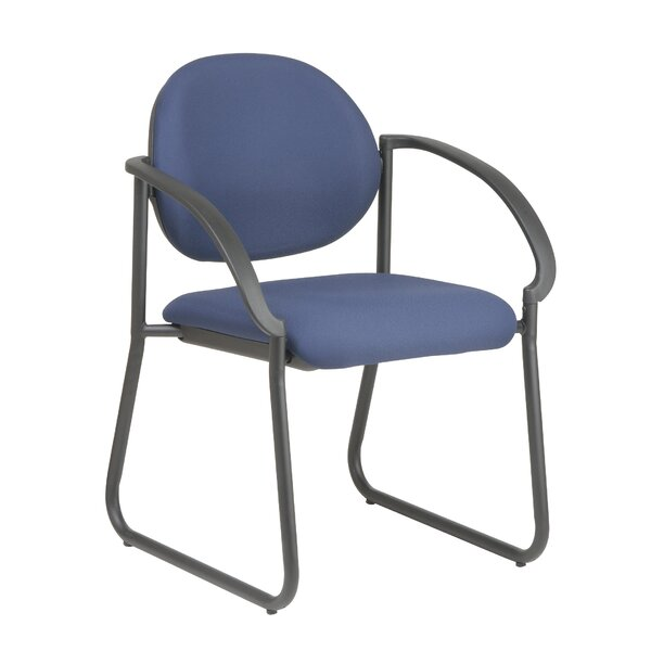 Work Smart Sled Base Guest Chair by Office Star Products