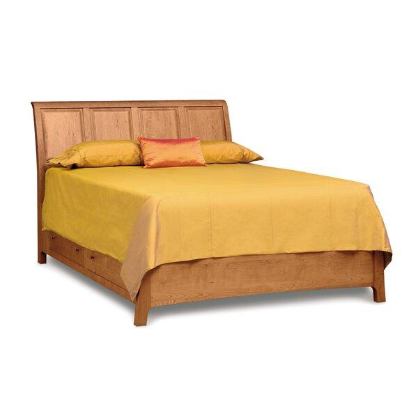 Sarah Storage Platform Bed by Copeland Furniture