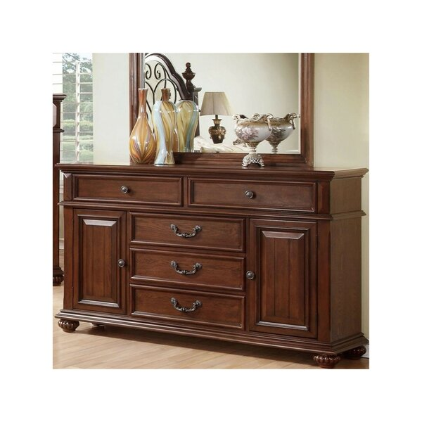 Revilla 5 Drawer Combo Dresser by Astoria Grand