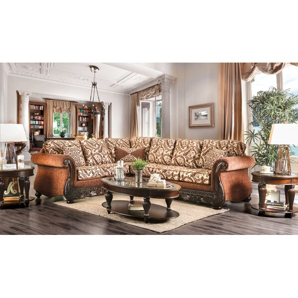 Rivers Sectional by Astoria Grand