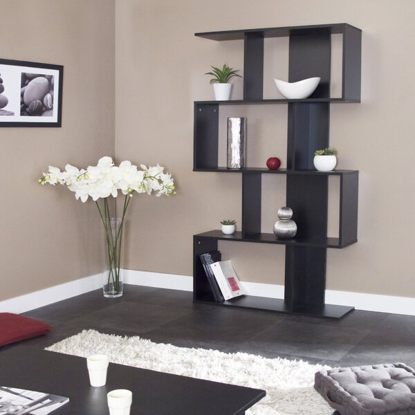 Mcnew Geometric Bookcase By Williston Forge