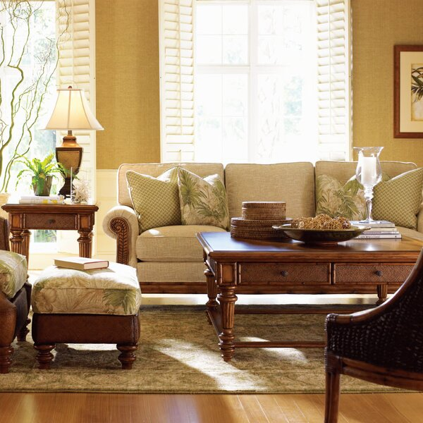 Island Estate 2 Piece Coffee Table Set by Tommy Bahama Home