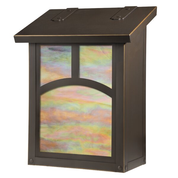 Arch Wall Mounted Mailbox by America's Finest Lighting Company