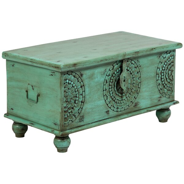 Roswell Coffee Table With Storage By Bungalow Rose