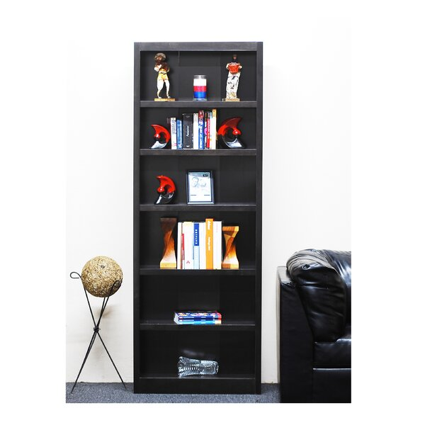 Port City Standard Bookcase by Red Barrel Studio