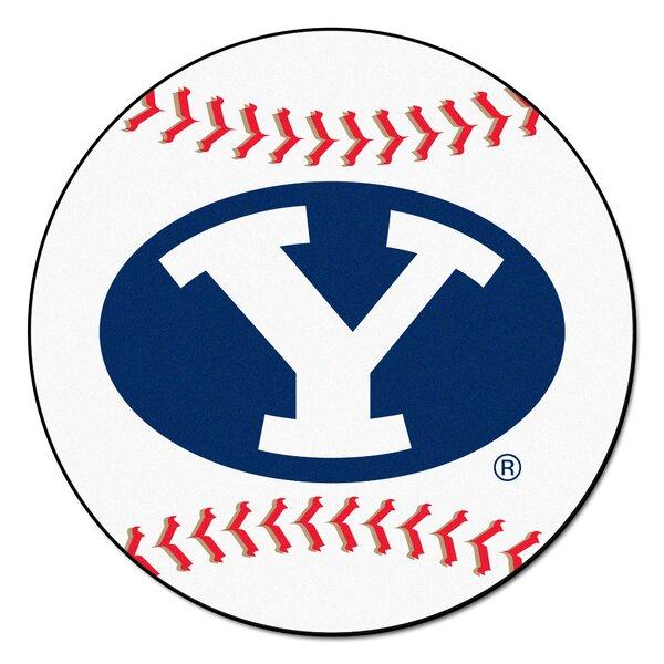 NCAA Brigham Young University Baseball Mat by FANMATS