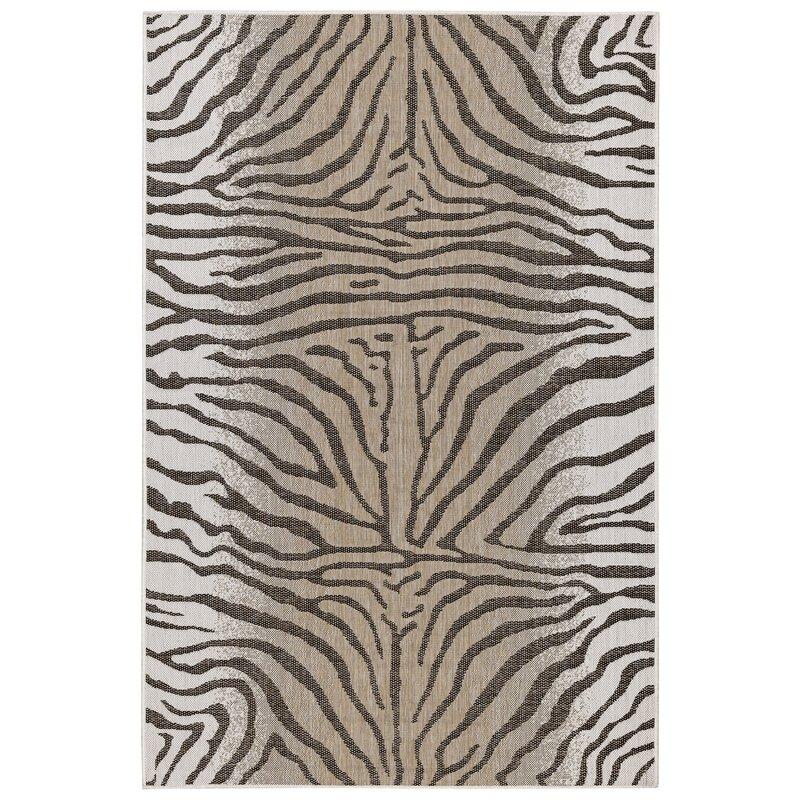 Osman Animal Print Pattern Sand