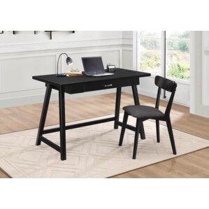 shipp writing desk and chair set