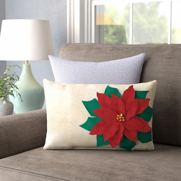 Ticonderoga Lumbar Pillow by Three Posts