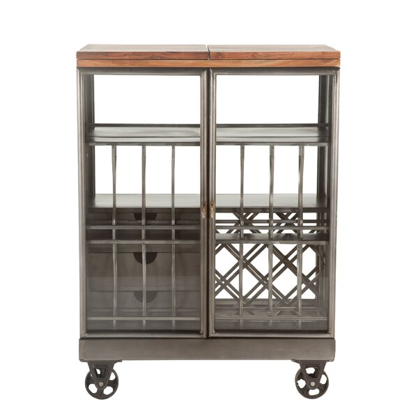 Guillory Bar Cart by Williston Forge