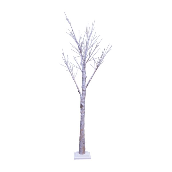 Birch Tree with Base by The Holiday Aisle