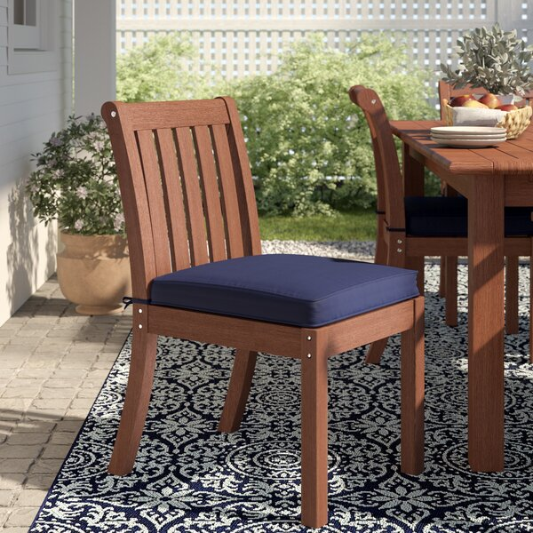 Rossi Patio Dining Chair with Cushion by Birch Lane™ Heritage