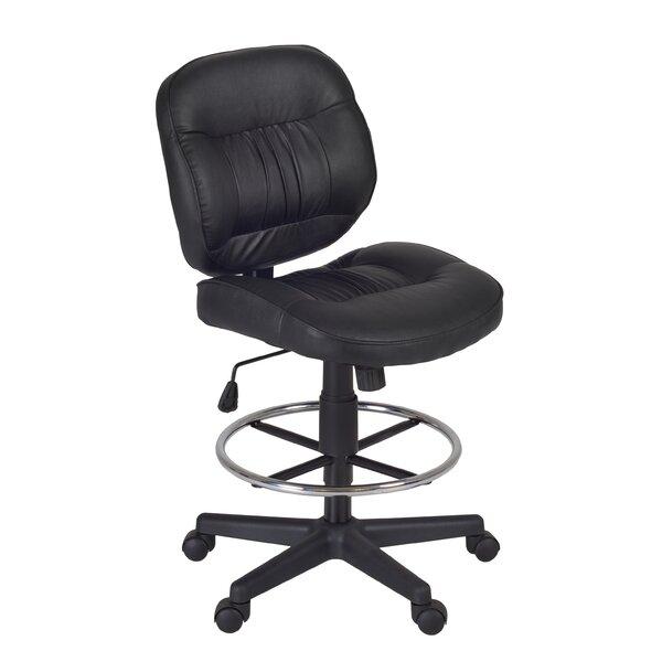 Cirrus Mid-Back Drafting Chair by Regency