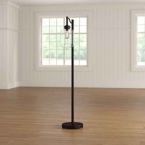 Wilks 57 Arched Floor Lamp by Trent Austin Design