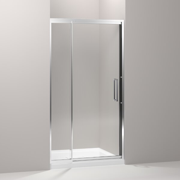 Lattis 42 x 76 Pivot Shower Door by Kohler