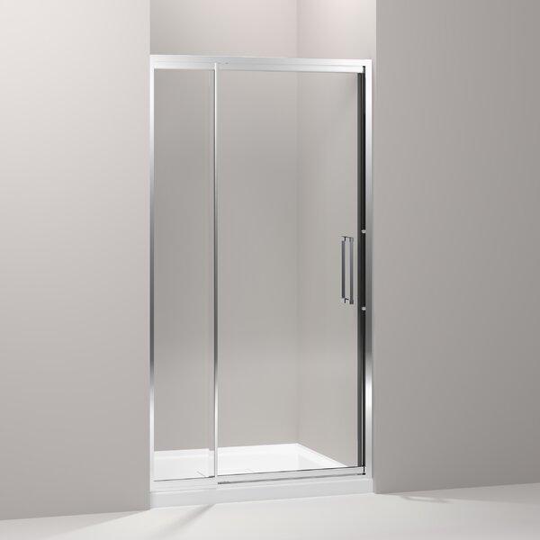 Lattis 42 x 76 Pivot Shower Door by Kohler