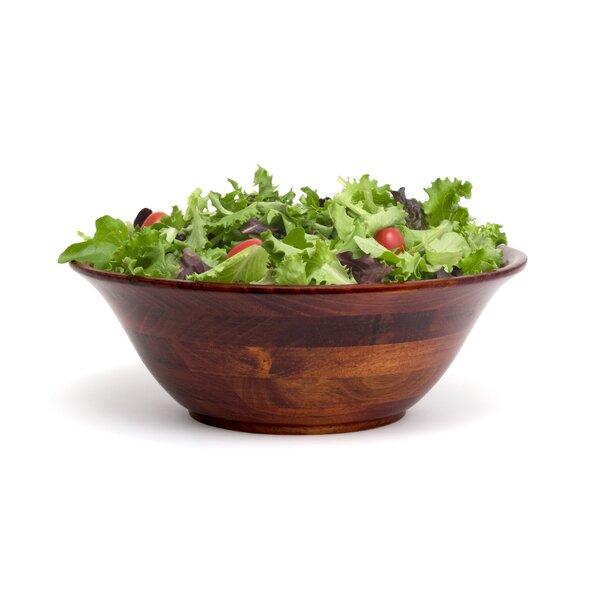 Flared Salad Bowl by Lipper International