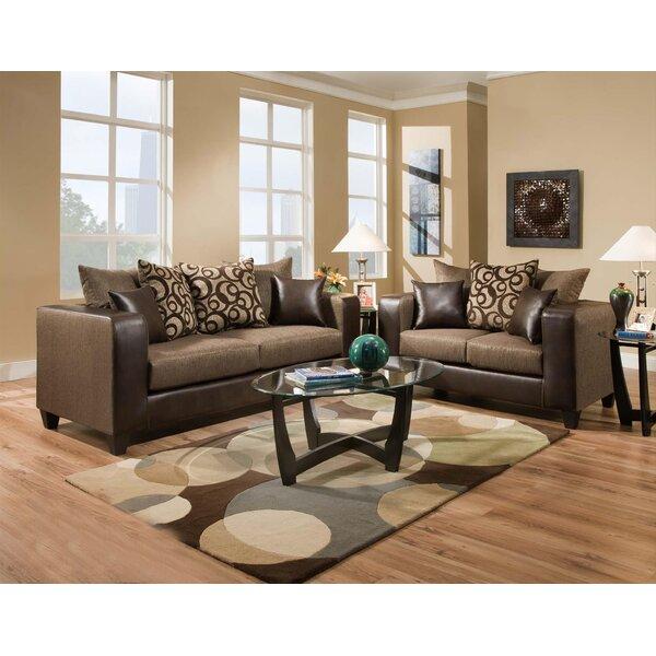 Bayard 2 Piece Living Room Set by Latitude Run