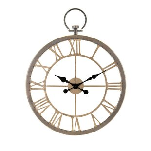 Alonsa Vintage Wall Clock