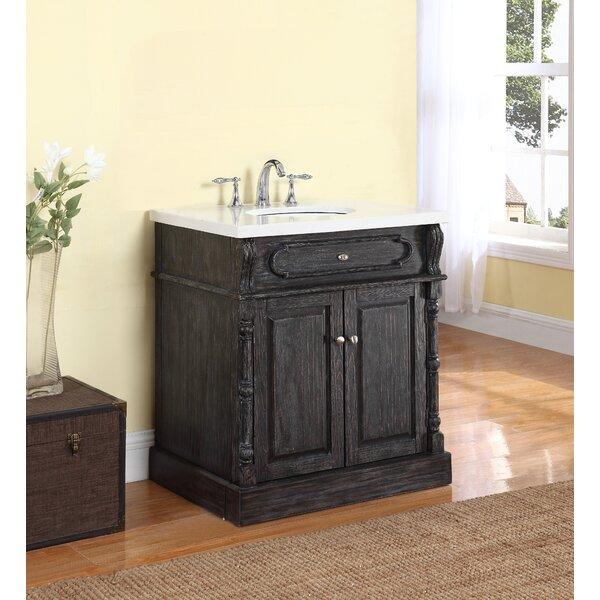 Donie 30 Single Bathroom Vanity Set by Laurel Foun