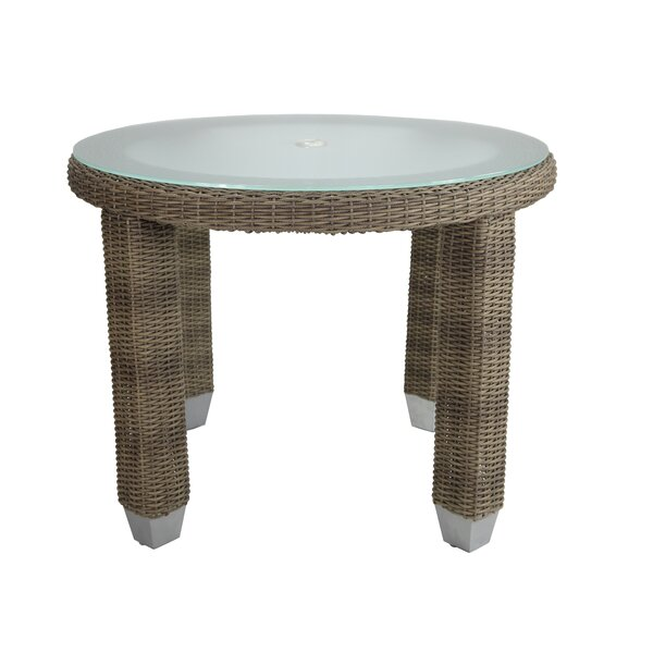Palisades Glass Dining Table by Patio Heaven Patio Heaven