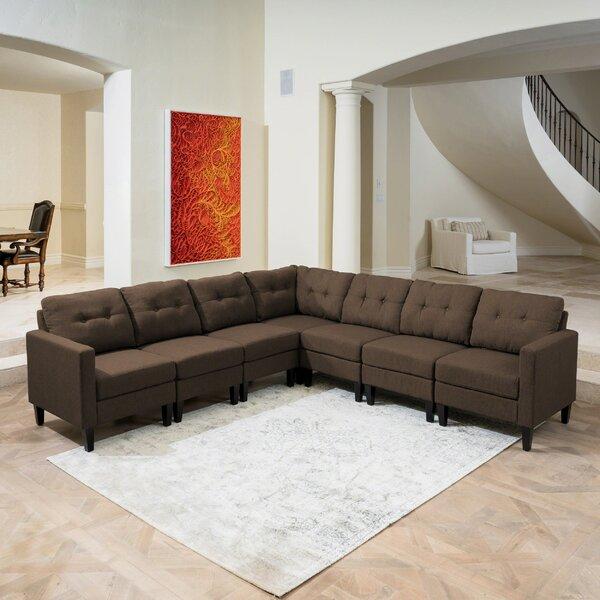 Discount LaGuardia Symmetrical Modular Sectional