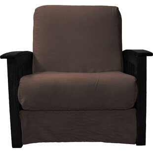 Save  sc 1 st  Wayfair & Twin Futon Chair Cover | Wayfair