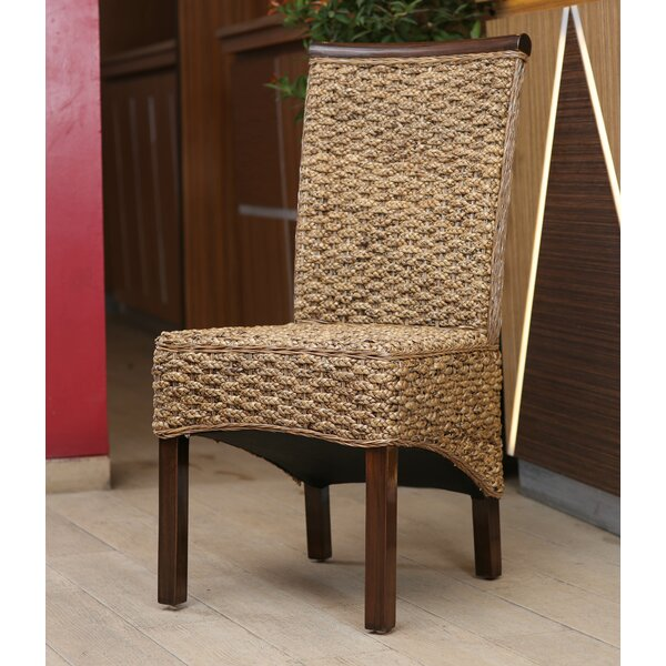 Soleil Birchwood Dining Chair by Beachcrest Home