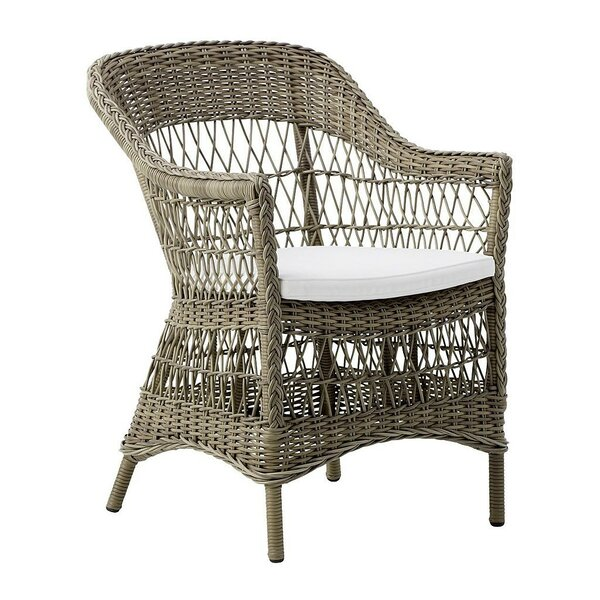 Georgia Arm Chair with Cushion by Sika Design