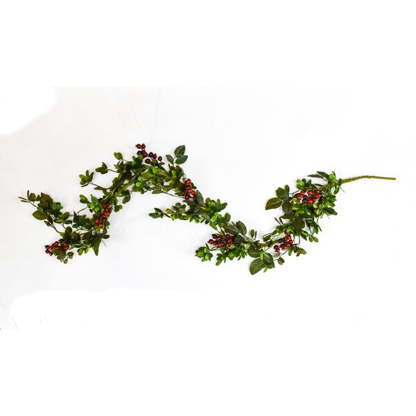 Mistletoe and Berry Garland (Set of 2) by The Holiday Aisle