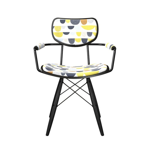 Basey Upholstered Dining Chair by Ivy Bronx