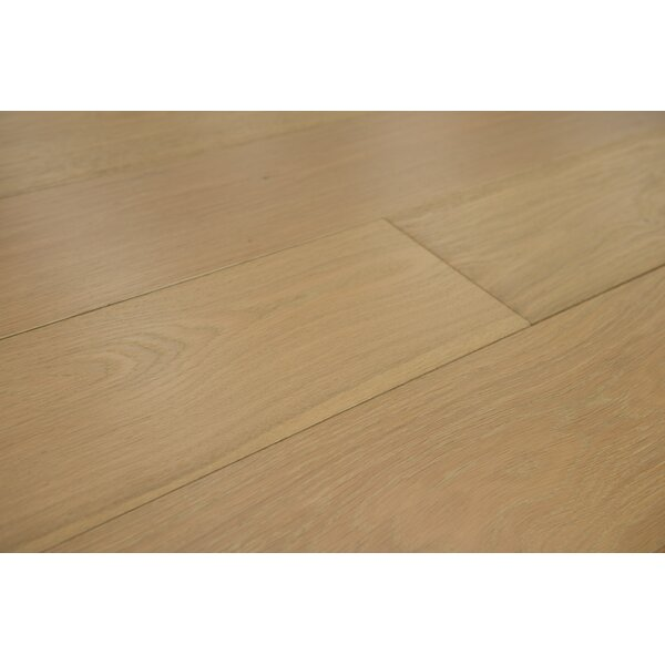 Buckingham 7-1/2 Engineered Oak Hardwood Flooring in Buckwheat by Branton Flooring Collection