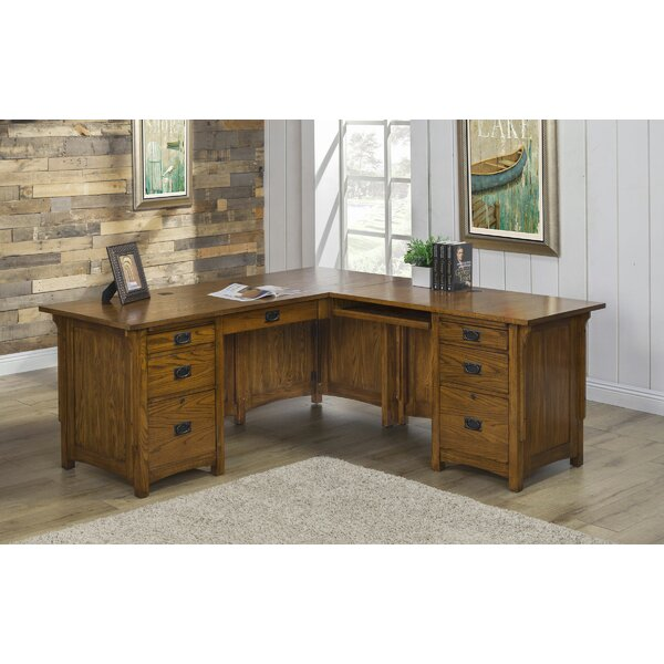 L-Shape Executive Desk by Birch Lane™