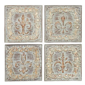 French Wall Art french country metal wall art you'll love | wayfair