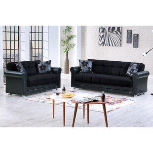 Mefford Sleeper Living Room Set by Latitude Run