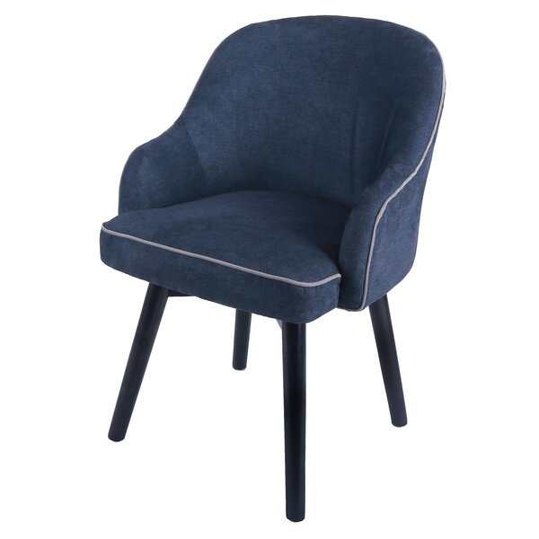 Damico Upholstered Dining Chair by Brayden Studio