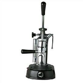 Europiccola 8 Cup Espresso Machine with Base by La Pavoni